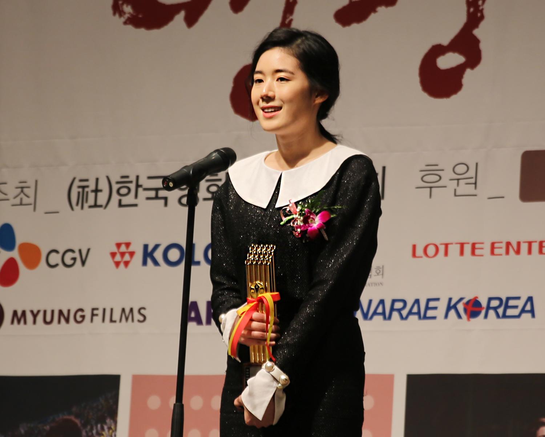 25.신인여우상을 수상한
