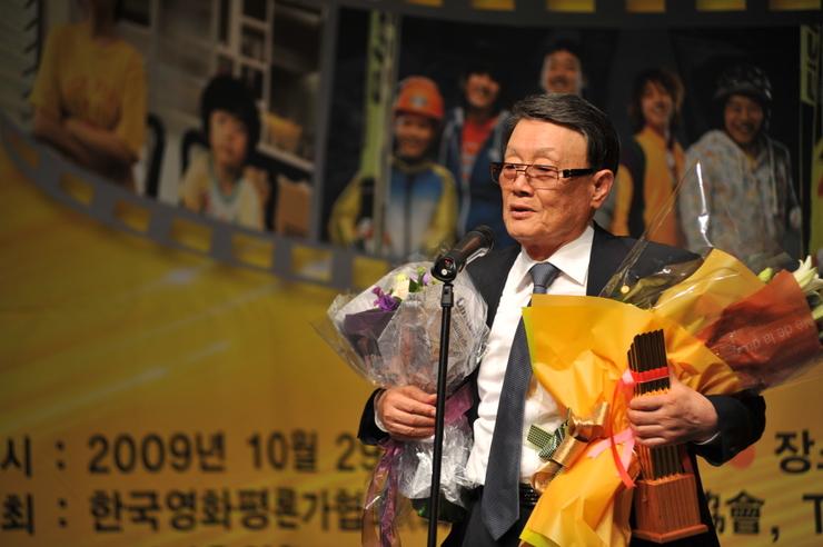 공로영화인상_김수용